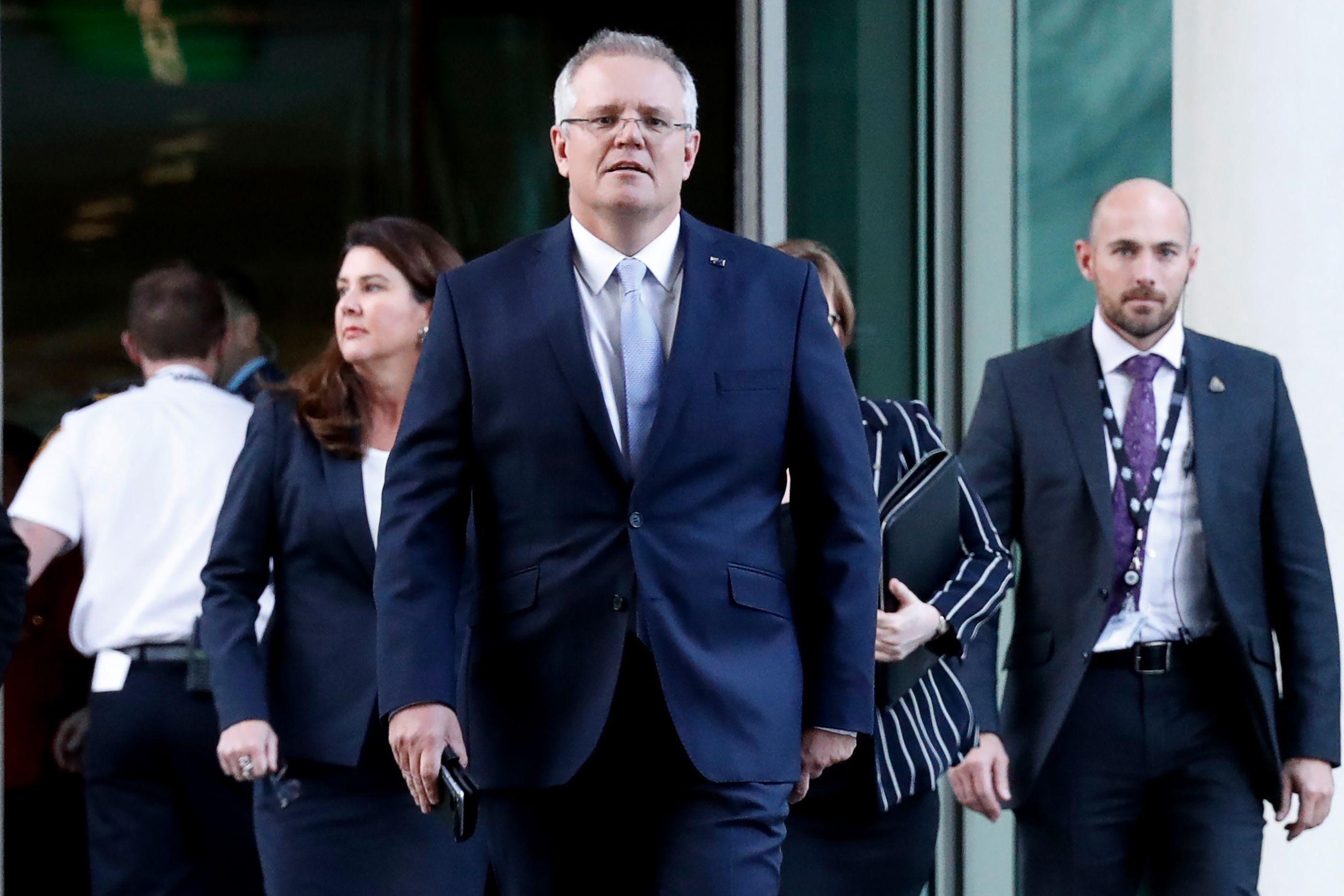رئيس الوزراء الأسترالى الجديد