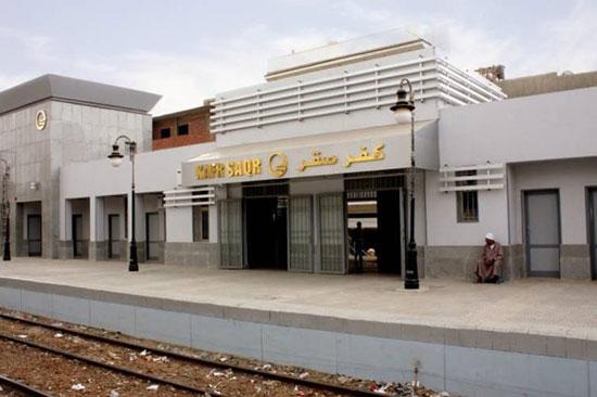 صور خطة تطوير 156 محطة سكة حديد (1)