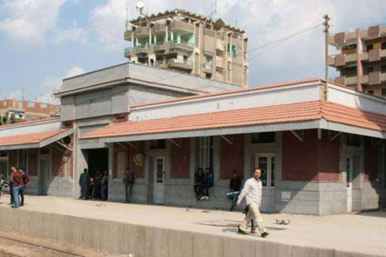 صور خطة تطوير 156 محطة سكة حديد (2)