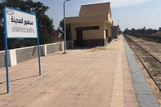 صور خطة تطوير 156 محطة سكة حديد (4)