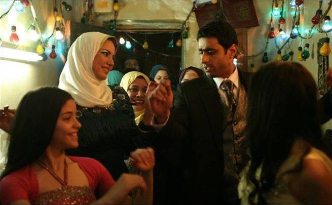 درة مرتدية الحجاب