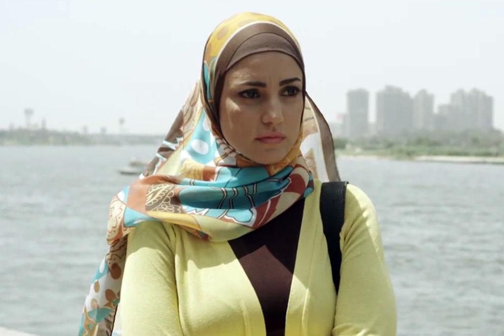درة بالحجاب