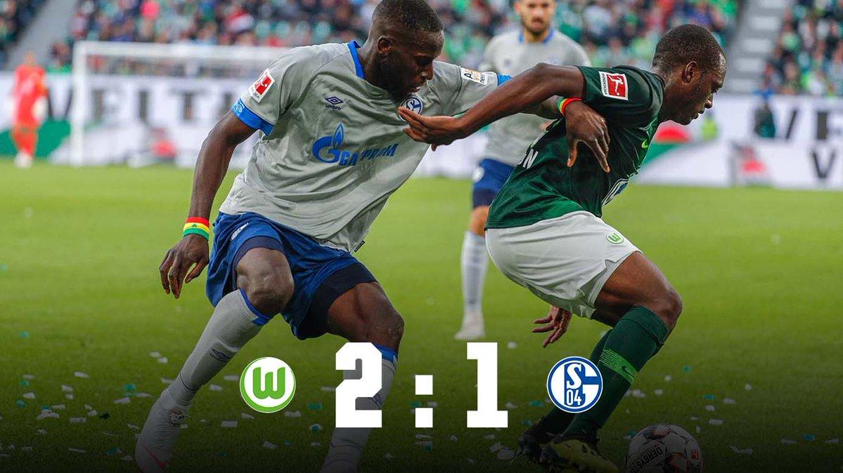 شالكة يخسر فى أول مباراة بالدوري الألمانى