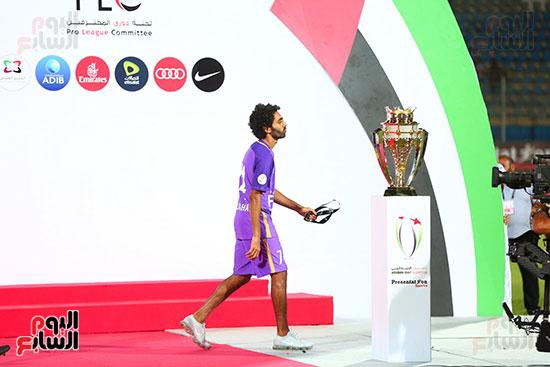 صور الوحدة يتوج بكأس السوبر الإماراتى (26)