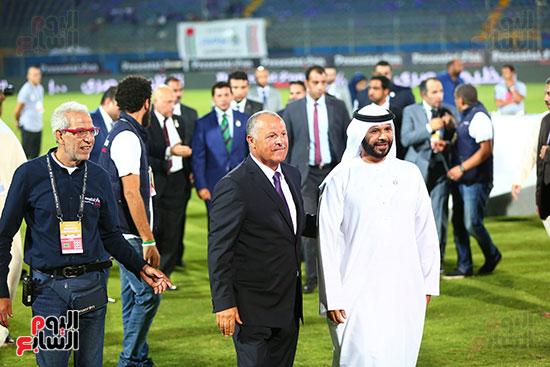 صور الوحدة يتوج بكأس السوبر الإماراتى (10)