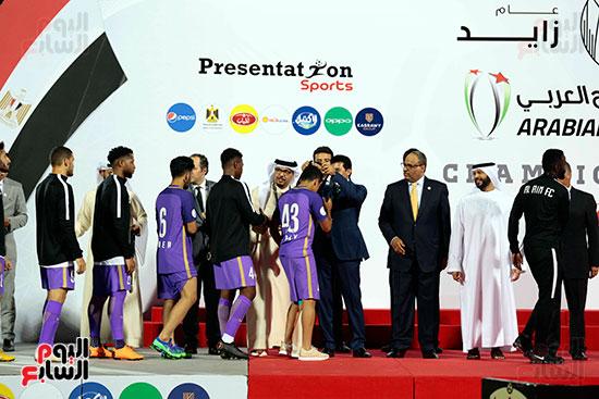 صور الوحدة يتوج بكأس السوبر الإماراتى (2)