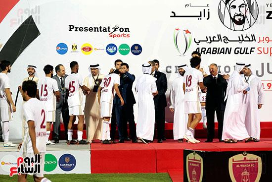 صور الوحدة يتوج بكأس السوبر الإماراتى (5)