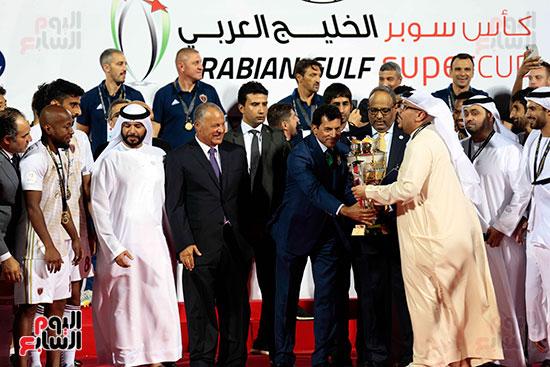 صور الوحدة يتوج بكأس السوبر الإماراتى (7)