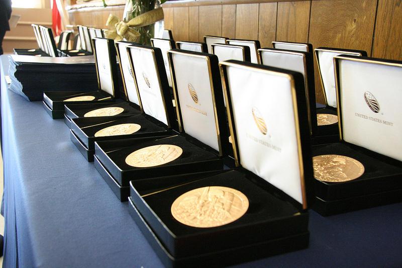 ميدالية الكونجرس