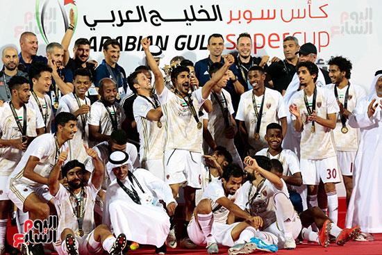 صور الوحدة يتوج بكأس السوبر الإماراتى (12)