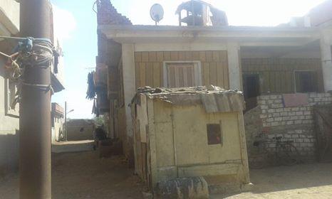 سوء الخدمات والمواصلات بقرية ميت الليث هاشم فى المحلة   (1)