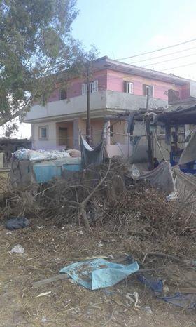 سوء الخدمات والمواصلات بقرية ميت الليث هاشم فى المحلة   (3)