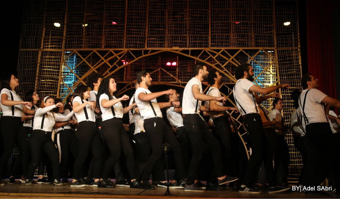 ورشة مسرح الشباب