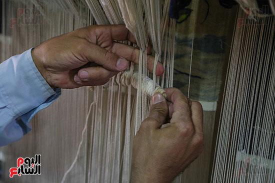 سجاد الحرانية رسومات يدوية  (1)