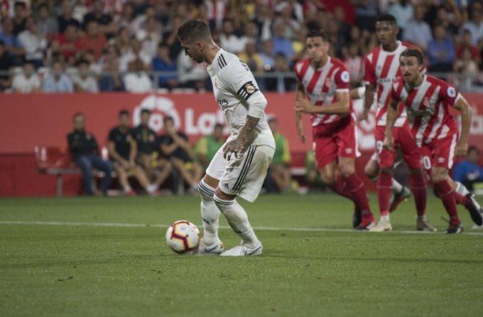 راموس مدافع ريال مدريد