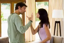 النزاعات الزوجية