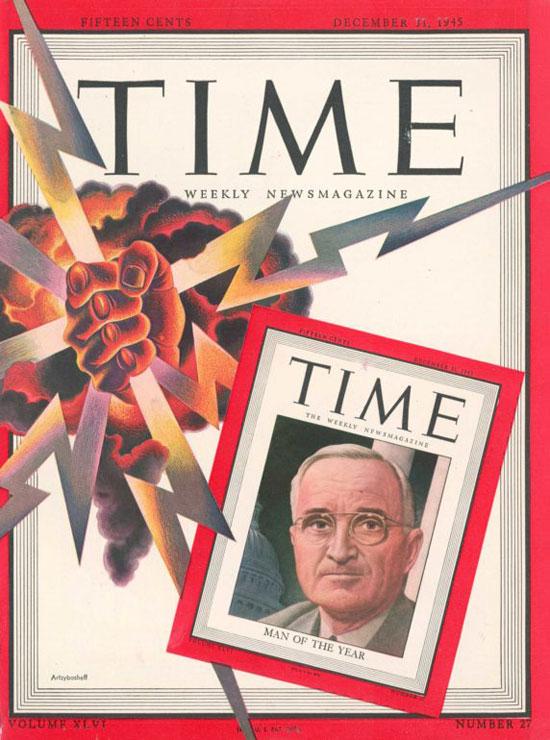 1945 - 1948  هاري ترومان