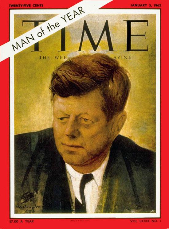 1961 - جون كينيدي