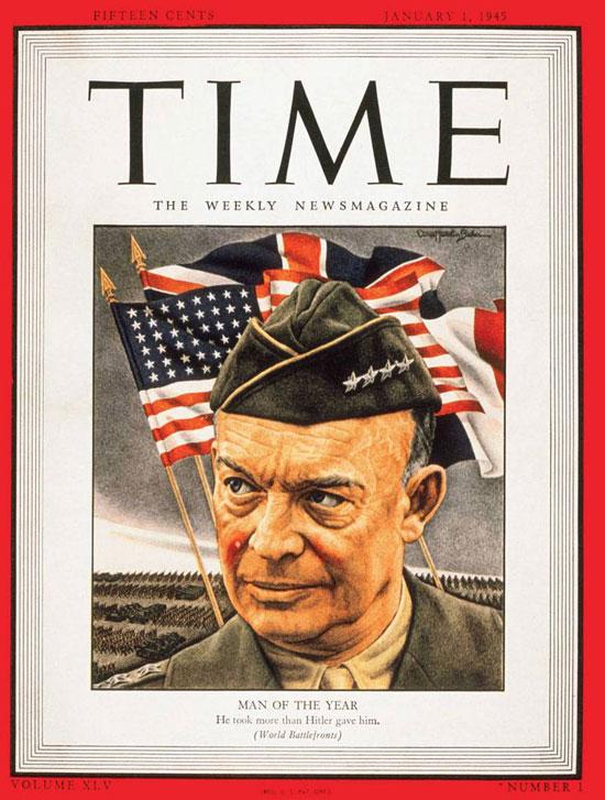 1944 - 1959 دوايت ديفيد أيزنهاور