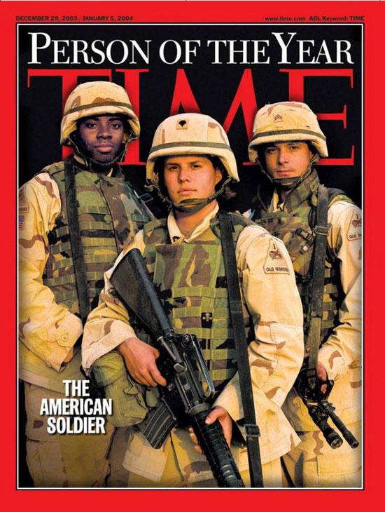 2003 - الجندي الأمريكي