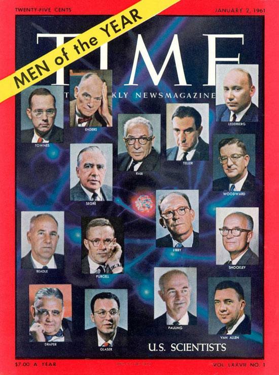 1960 - علماء الولايات المتحدة