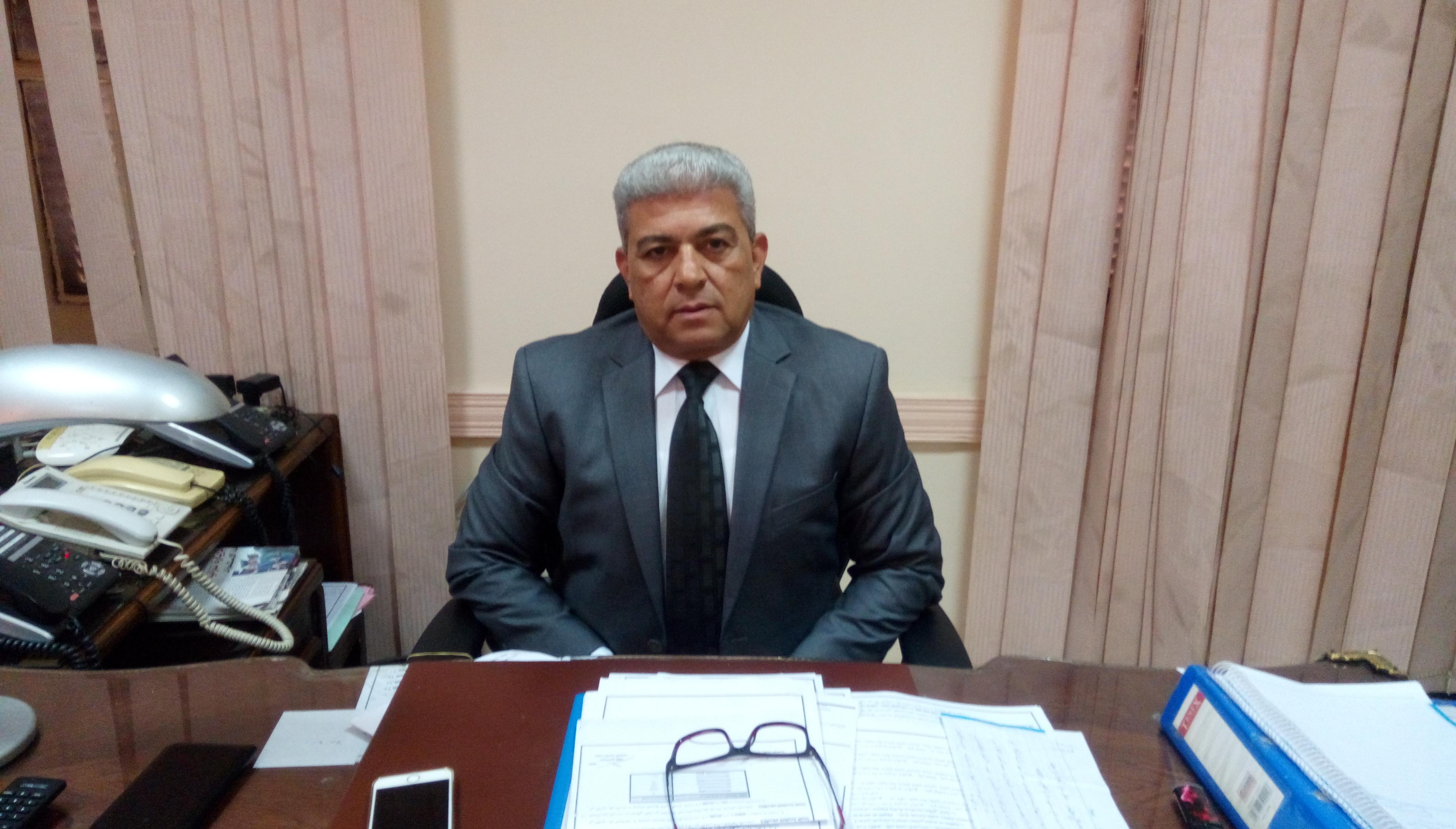 اللواء محمد والي مدير المباحث الجنائية بالشرقية (3)