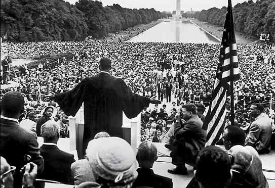 عندى حلم.. الذكرى الـ 65 لـ أشهر خطابات مارتن لوثر كينج - اليوم السابع