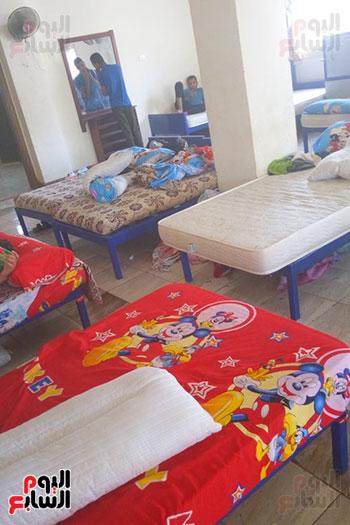 الإهمال بدار رعاية البنين بالزقازيق (5)