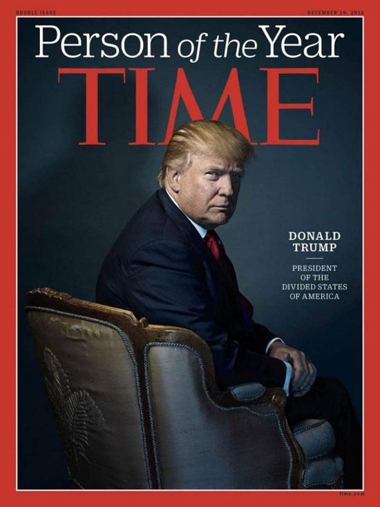 2016 - دونالد ترامب