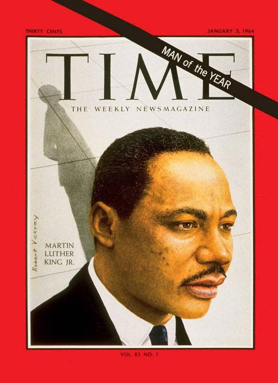 1963 - مارتن لوثر كينغ الابن