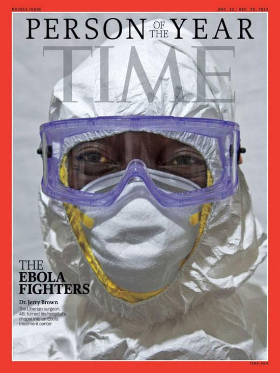 2014 - محاربو إيبولا