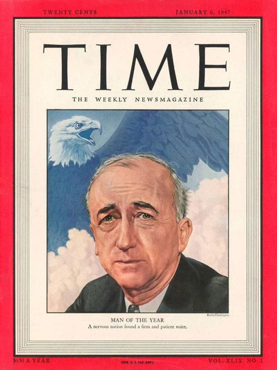 1946 - جيمس فرانسيس بيرنز