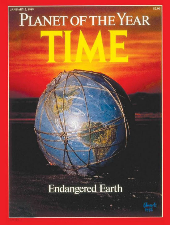 1988 - الأرض المعرضة للخطر