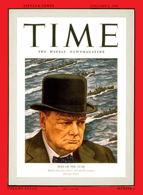 1940 - 1949 السير ونستون تشرشل
