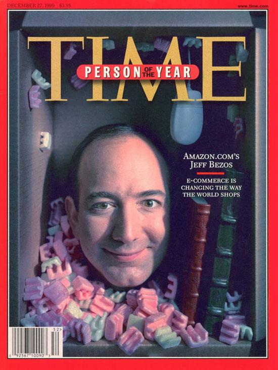 1999 - جيفري بيزوس