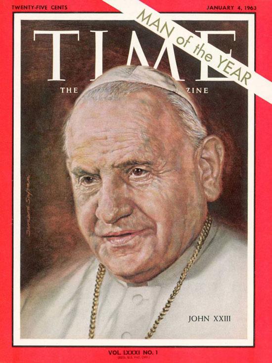 1962 - يوحنا الثالث والعشرون