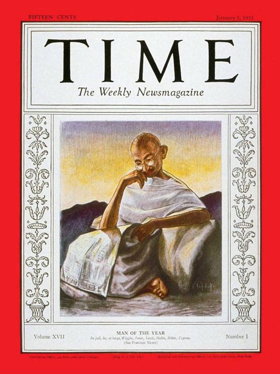 1930 ماهاتما غاندي