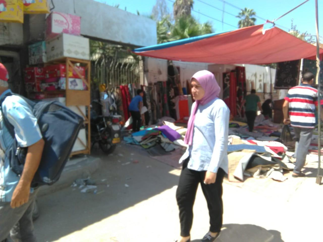 766e2d948bffd صور.. سوق الثلاثاء بالمحلة قبلة الغنى والفقير لشراء مستلزمات البيت ...