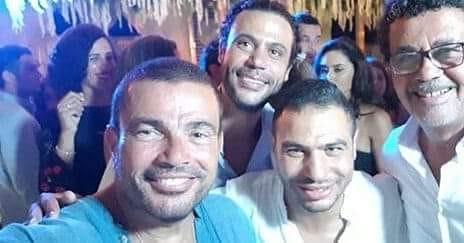 زفاف محمد امام