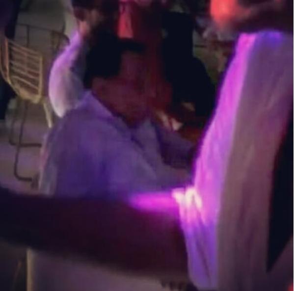 عادل إمام خلال الحفل