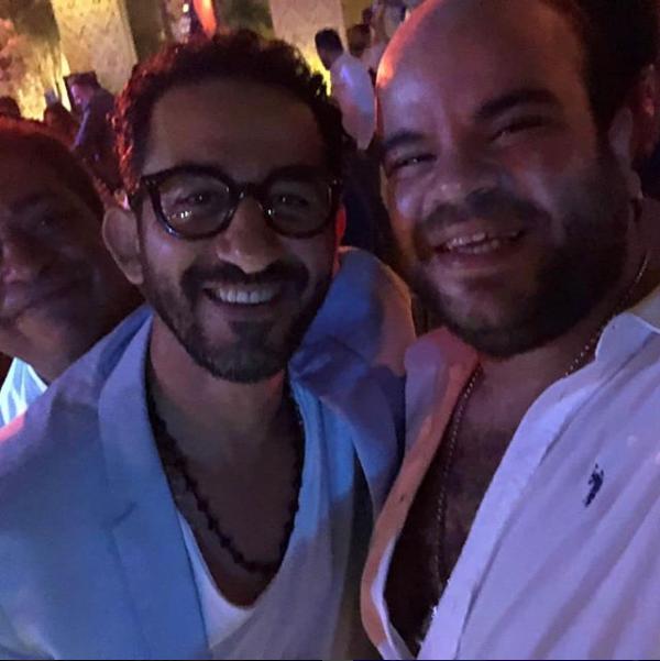 محمد عبد الرحمن وأحمد حلمى
