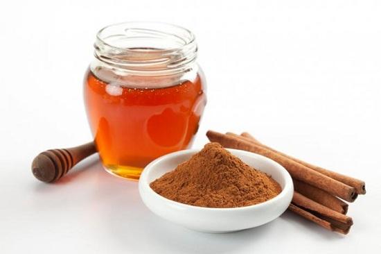 وصفات طبيعية ـ قرفة وعسل