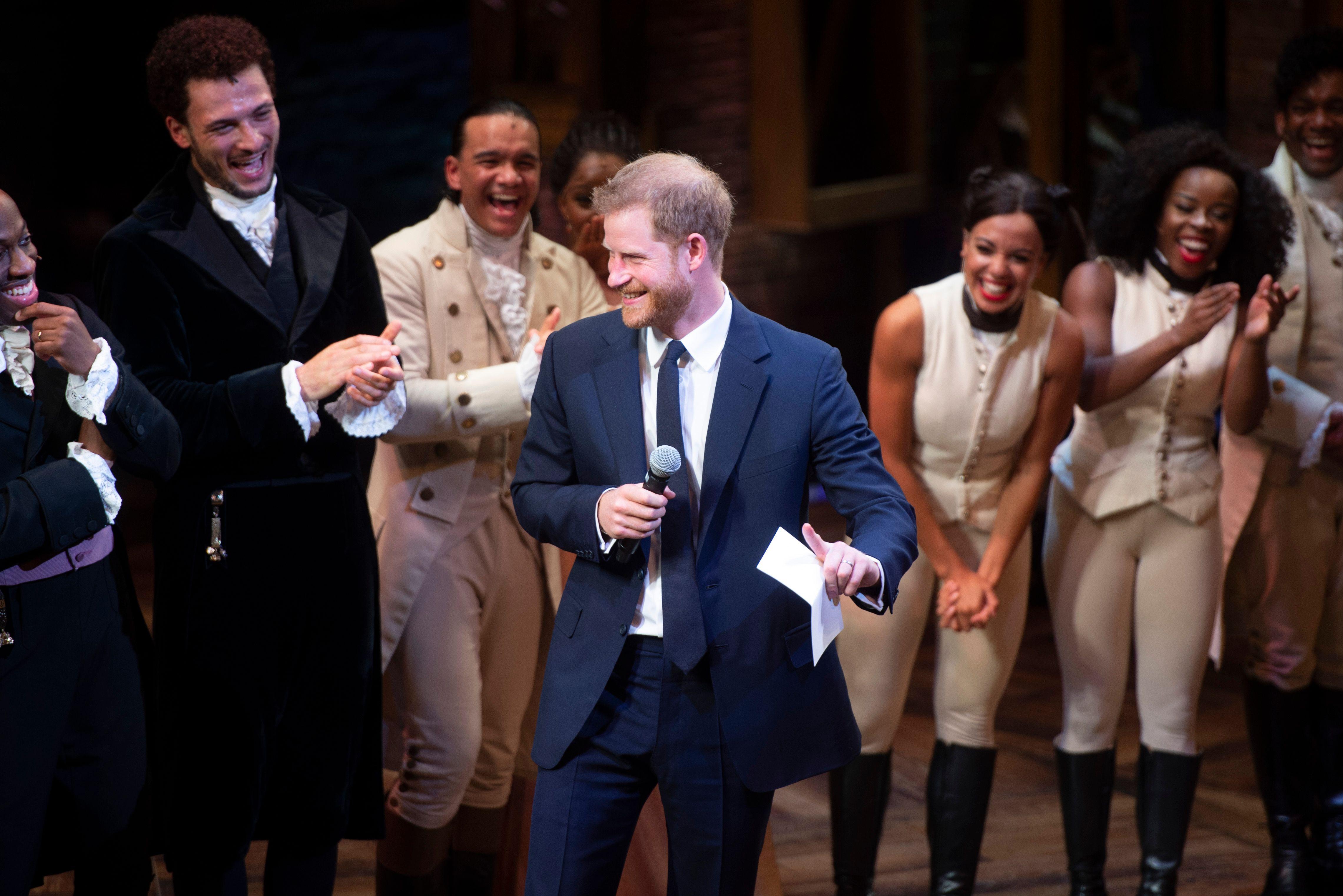 الأمير البريطانى هارى