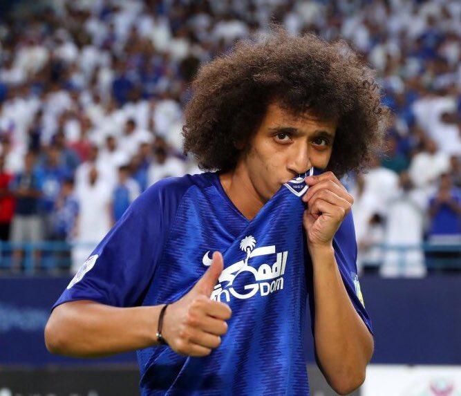 عموري لاعب الهلال السعودي