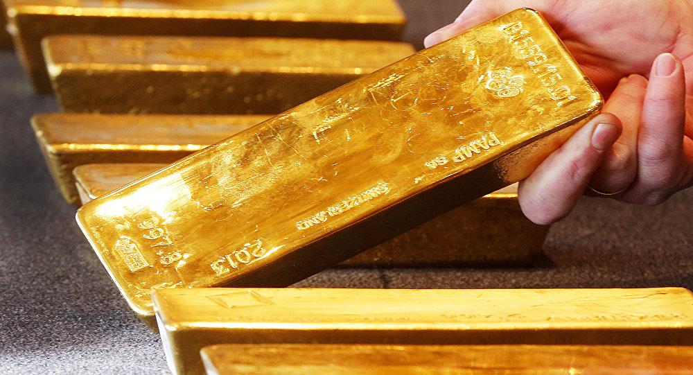 الذهب الروسى