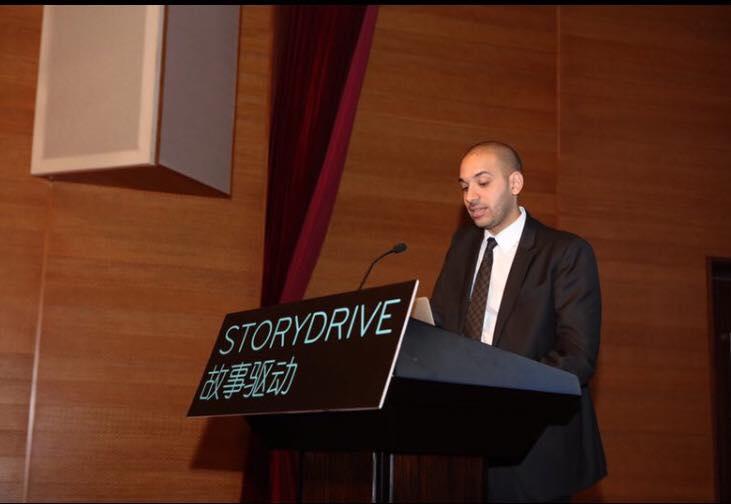 أحمد محمد رشاد المدير التنفيذ للدار المصرية اللبنانية للنشر