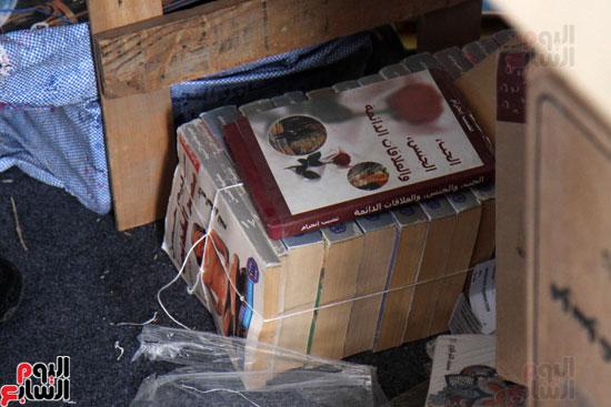 سور الأزبكية فى معرض القاهرة الدولى للكتاب (2)