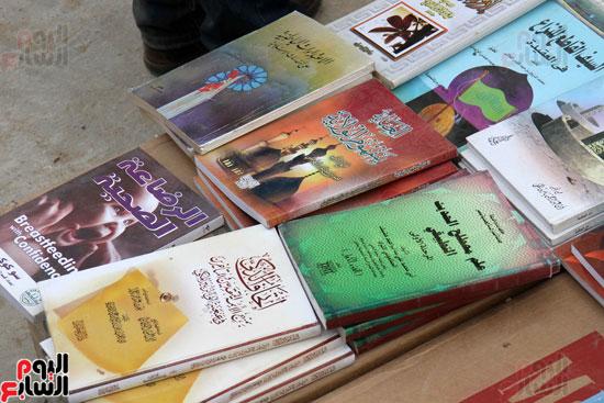 سور الأزبكية فى معرض القاهرة الدولى للكتاب (7)
