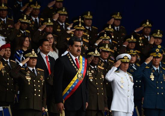 كلمة نيكولاس مادورو