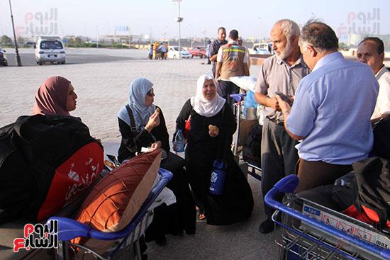 صور بعثة الحجاج الفلسطينيين  (7)